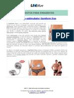 Electro-estimulador Gymform Duo