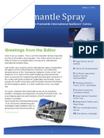 Fremantle Spray Newsletter