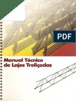 Manual Lajes Trelicadas - BELGO