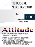 Attitude & Behaviour-Ofilkn