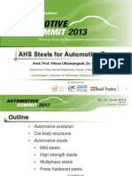 Uthaisangsuk2013-AHS Steels for Automotive Parts