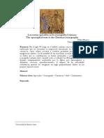Los Textos Apócrifos en La Iconografía Cristiana MANZI GRAU