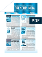 Entrepreneur India Monthly Magazine May 2013