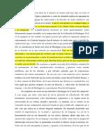 Páginas Faltantes, Terminologia Filosófica