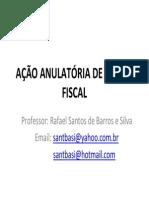 Processo Tributario_Acao Anulatoria de Debito Fiscal_AGU_PFN