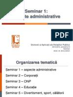 Seminar DARP 13-14-1