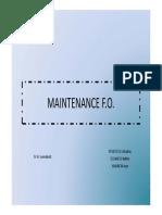 Cas Maintenance Fibre Optique 12