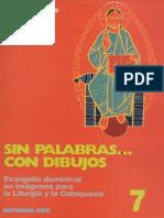 FABRIS, S. - Sin Palabras, Con Dibujos... Evangelio Dominical en Imagenes - CCS, Sf