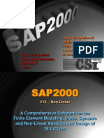 SAP2000 Presentation With New Graphics Sept 2002