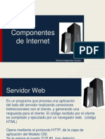 13.Partes de Internet