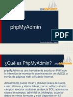 11.PhpMyAdmin