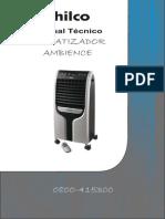 Philco - Climatizadorambience Qf 127v