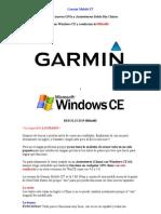 Instalar Garmin Mobile XT