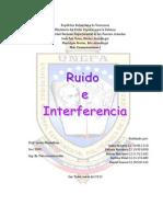 Expo Ruido e Interferencia
