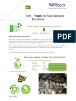 Recycle Equipment HNC Pyro ATM