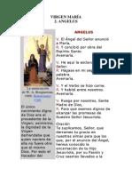 Angelus & Regina Coeli& oraciones basicas Catolicas