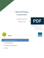MTC Natural Oil Coating