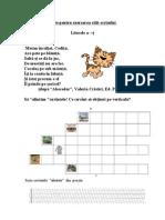 Texte Si Exercitii-COMUNICARE IN LIMBA ROMANA