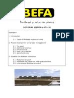 Befa Biodiesel Folder