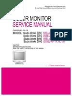 Manual de Servicio LG 505G