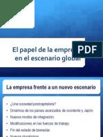 Clase 5 ARH II El Papel de La Empresa en El Escenario Global 183626