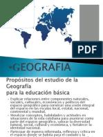 Asignatura de Geografia