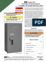 30-230 Serie 300 Manual