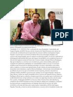13/06/14 quadratin Firma Seguro Popular de Oaxaca acuerdo de colaboración con IMSS y SSO Monserrat Alonso