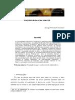 FERNANDES - Protextualidade Matemática