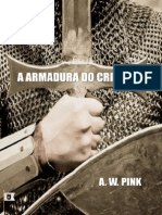 A Armadura Do Cristão Arthur Walkington Pink
