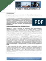 Operación y Uso de Remolcadores ASD