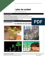 plantilla plan unidad  original completa