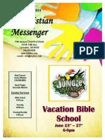 June 22 Newsletter