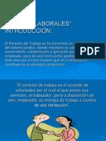 Derecho Laboral Legislacion AI