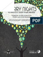 Starry Nights Sponsorship Opportunities