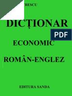Preview Dictionar Economic Roman-Englez-Dan Dumitrescu