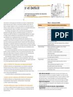 Understanding ADHD (Spanish)