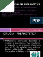 Cirugia Preprotesica Unidad 13