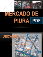 Mercado de Piura
