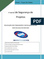 Plano Relocação Dos Triblenders - DN ..