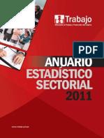 Estadísticas de Intermediación Laboral Peru 2011