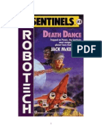 11 Saga Robotech La Danza de La Muerte Death Dance