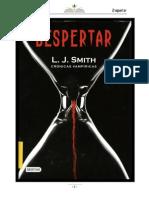 Smith L. J. - Cronicas Vampiricas 01 - Despertar.pdf