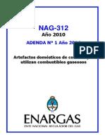 Adenda 1 NAG-312  2014