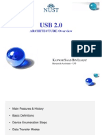 USB 2.0 Architecture Overview