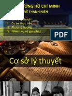Tu Tuong HCM Ve Thanh Nien