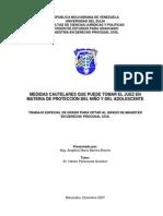 Barrios Bracho Angelica Maria TUTELA de MENORES