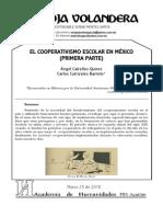 Cooperativismo Escolar en México