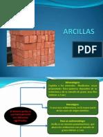 Capitulo v Arcillas