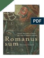Cervo Guido - Romanus Sum